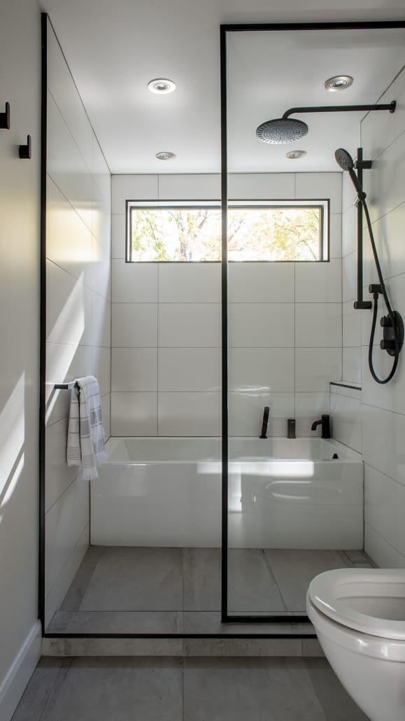 Péloquin – Bathroom renovation – Projects – Capital 6
