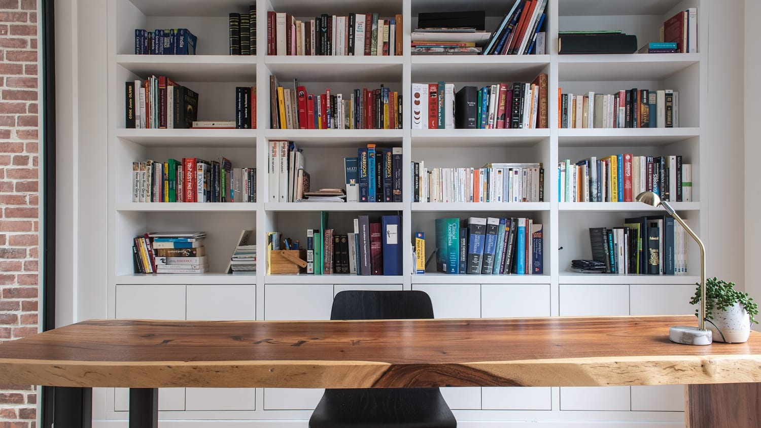 Chambord Project | Home office renovation – Projects – Capital 6
