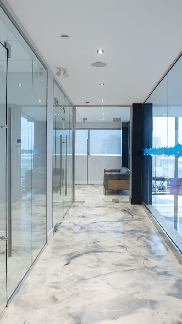 Projet Sorel | Construction commerciale – Bureau financier – Réalisations – Capital 6